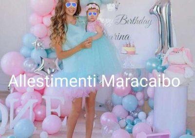 Allestimenti e Palloncini compleanno matrimonio eventi feste cerimonie 18 anni laurea