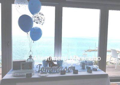 Allestimenti e palloncini Sweet table addobbo tavolo torta compleanno battesimo cerimonie eventi festa