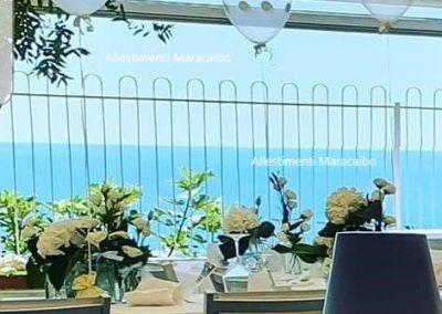 Allestimenti e palloncini addobbi e decori per feste a tema elio compleanni cerimonie eventi Ancona Macerata Osimo Jesi Senigallia Recanati Civitanova