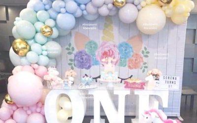 Allestimento Primo Compleanno Bambini: tante idee e addobbi