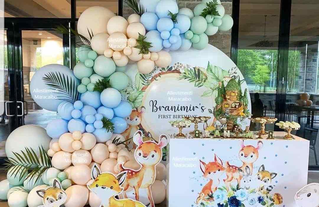 Allestimenti Fermo San Benedetto addobbi feste eventi decorazioni palloncini Grottammare Montegiorgio Offida