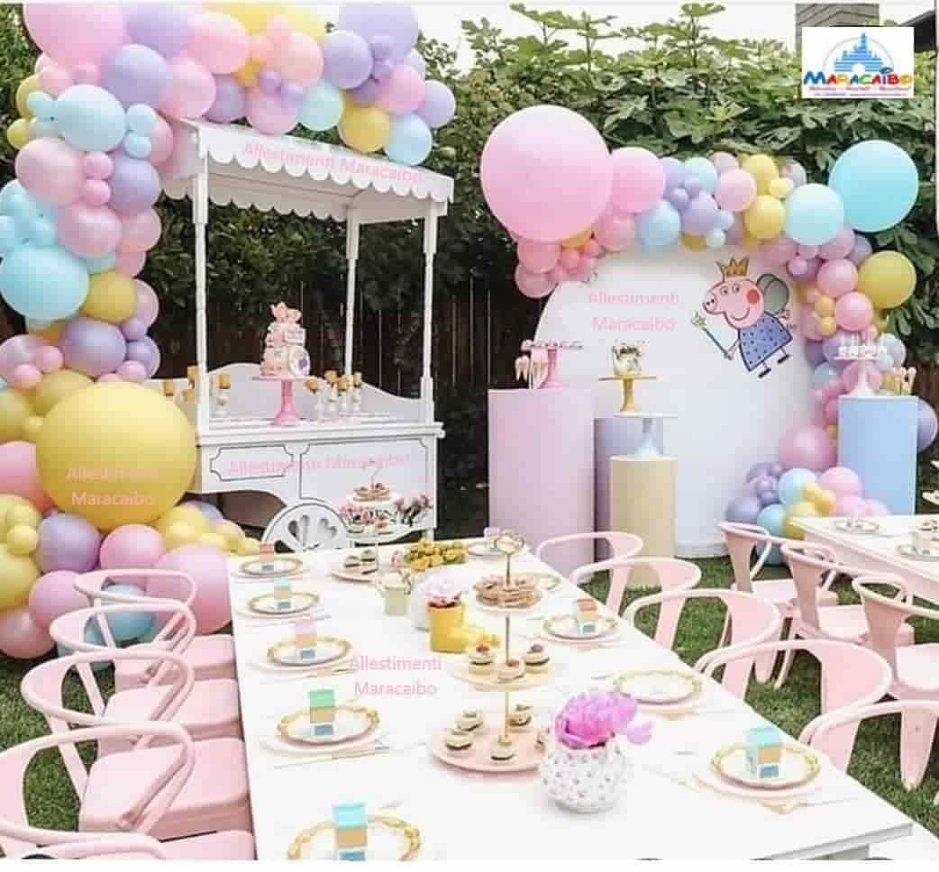Allestimenti Macerata palloncini, addobbi, decorazioni, elio, feste a tema, compleanni matrimoni battesimi eventi aziendali commerciali