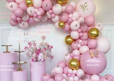 Allestimenti Senigallia cerimonie palloncini feste eventi compleanni matrimoni battesimi Serra de Conti Pongelli comunione cresima