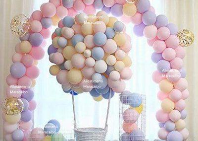 Allestimenti addobbi Maracaibo feste compleanni cerimonie palloncini feste a tema articoli party