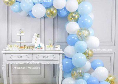 Allestimenti addobbi Maracaibo palloncini e decori per feste a tema elio compleanni cerimonie eventi Ancona Macerata Ascoli