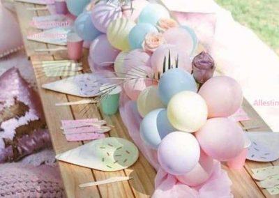 Allestimenti addobbi feste eventi decorazioni palloncini Marche Umbria Ancona Macerata Civitanova