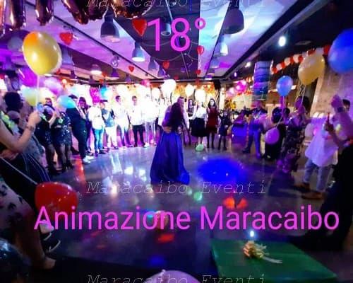 Decorazioni compleanno festa allestimenti addobbi adolescenti ragazzi teen agers 18 anni intrattenimento animazione