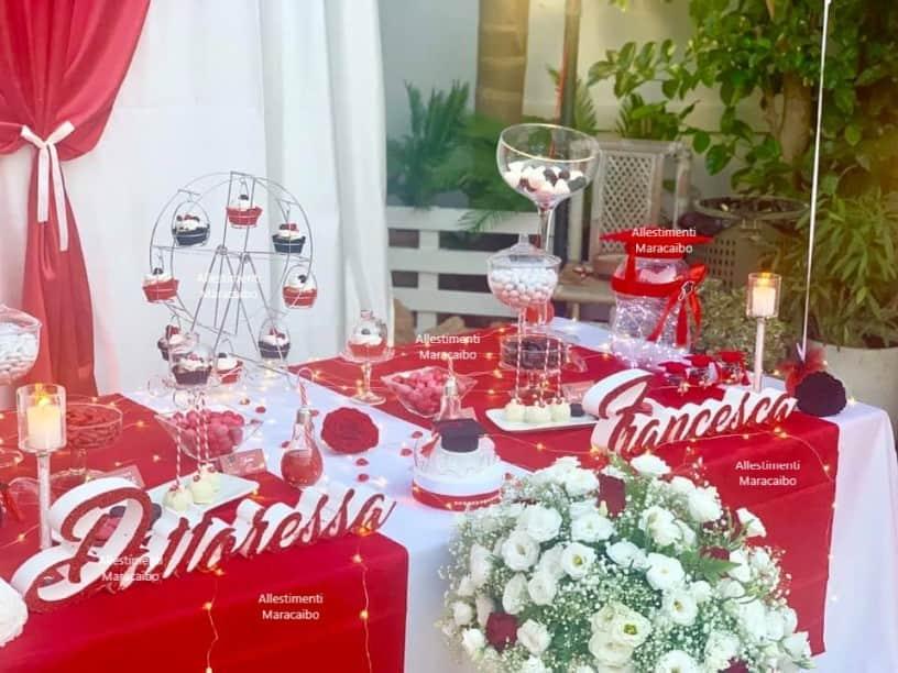 Decorazioni laurea addobbi palloncini allestimenti festa laureati party tavolo centrotavola Osimo Fabriano Falconara Marittima Recanati