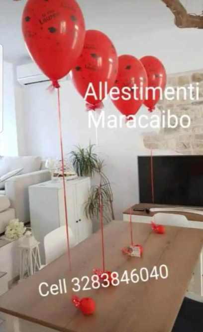 Decorazioni laurea addobbi palloncini allestimenti festa laureati party tavolo centrotavola urbino macerata san benedetto ancona