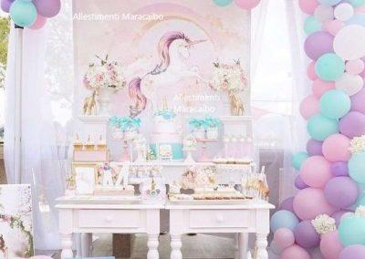 Feste a tema Unicorno Addobbi Palloncini allestimenti Articoli per feste addobbi e decori per elio compleanni cerimonie eventi