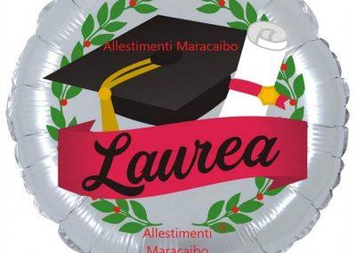 Centrotavola laurea allestimento Maracaibo decorazioni laureati Ancona Macerata Pesaro Fermo Ascoli Jesi Civitanova Senigallia Marotta Mogliano