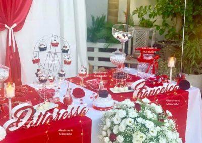 Decorazioni laurea addobbi palloncini allestimenti festa laureati party tavolo centrotavola (3)-min