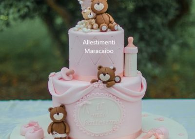 Torta battesimo cerimonia compleanno dolci sweet table battesimi Ancona Macerata Civitanova Senigallia Jesi Fano Osimo Recanati