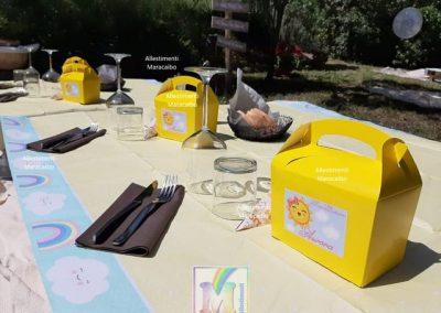 Allestimenti Battesimo decorazioni addobbi palloncini battesimi Ancona Macerata Fermo Civitanova Senigallia cerimonie organizzazione eventi buffet catering