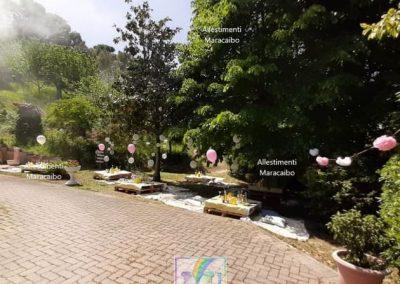 Allestimenti Battesimo decorazioni addobbi palloncini battesimi Ancona Macerata Osimo Castelfidardo Porto Recanati Falconara barbecue