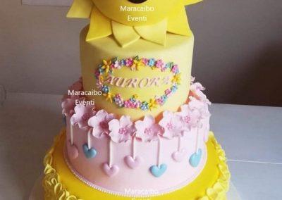 Allestimenti Battesimo decorazioni addobbi palloncini battesimi Pesaro Fano Marotta Elpidio Potenza Picena Monteurano Tolentino torta