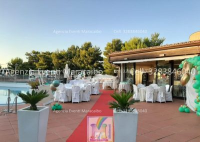 18 anni allestimento diciotto anni festa addobbi organizzazione evento decorazioni palloncini musica scatola regalo fuochi tavolo torta Castelfidardo Recanati