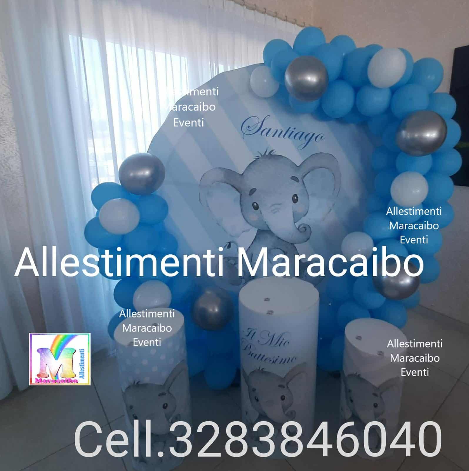 Addobbo primo compleanno idee allestimenti feste eventi palloncini Macerata Civitanova Ancona Marche agenzia feste animazione